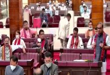Assam CM discusses about Birth Control at Assam Assembly Budget Session