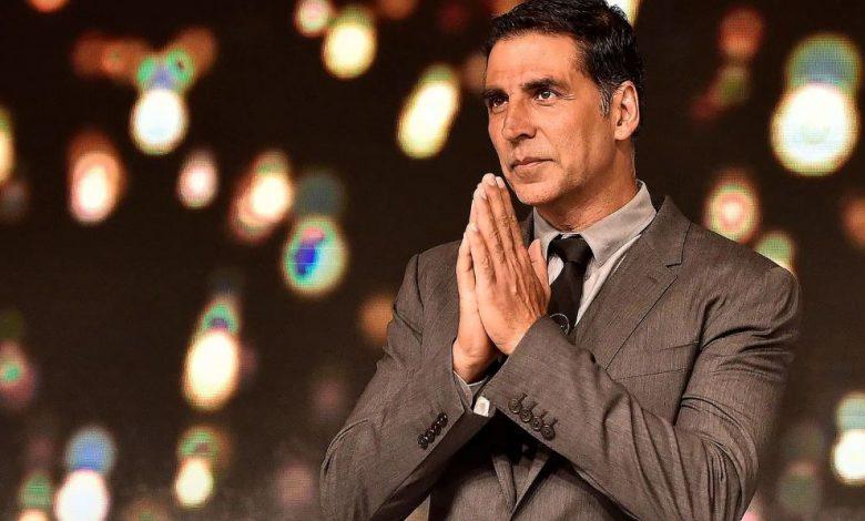 Bollywood Actor Akshay Kumar donates Rs. 50 Lakh to Covid hit Artists