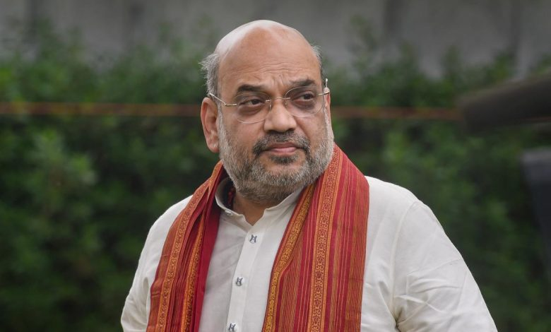 Home Minister Amit Shah will visit Assam