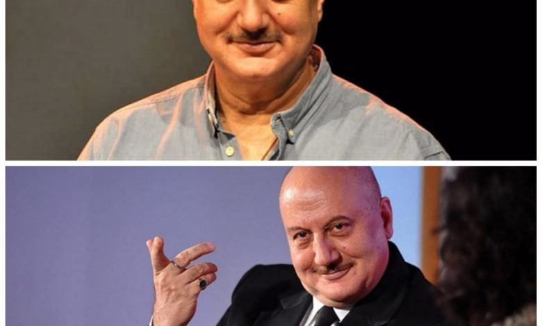 Anupam Kher Announces 519th Film While Flying Above The Atlantic
