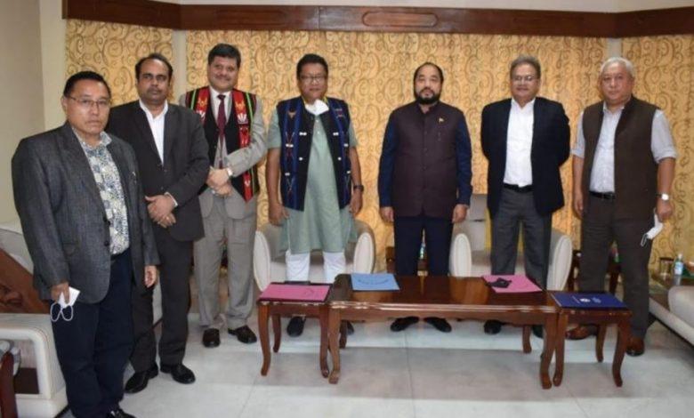 Assam and Nagaland ends border dispute
