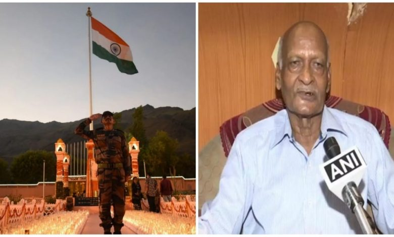 Father of Kargil hero recalls his late son and Indian Army's bravery in Kargil War
