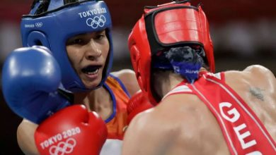 Lovlina Borgohain enters into Semi-Finals in Tokyo Olympics, defeating Chinese Boxer Chen-Nien-Chin