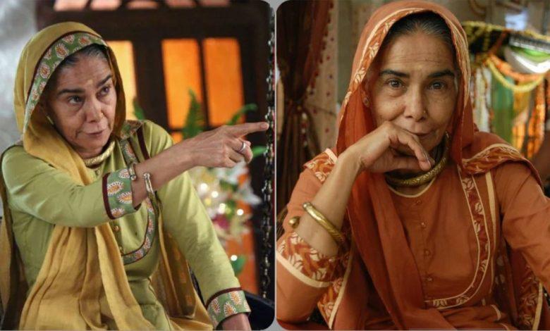 'Balika Badhu' actress Surekha Sikri dies of cardiac arrest