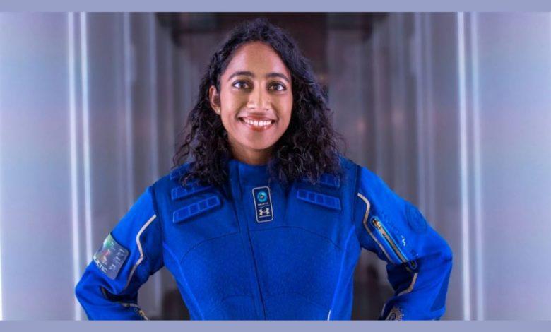 Indian-American astronaut Sirisa Bandla