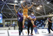 Indian Wrestler Priya Malik wins Gold Medal at 2021 World Cadet Wrestling Championships