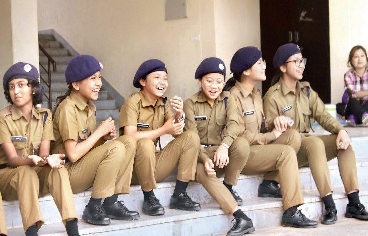 Sainik School now opens for Girls also