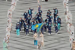 Team Kazakhstan in Tokyo Olympics 2020