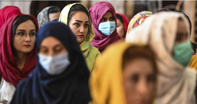 Women will have rights based on Islamic laws, claims Taliban spokesperson