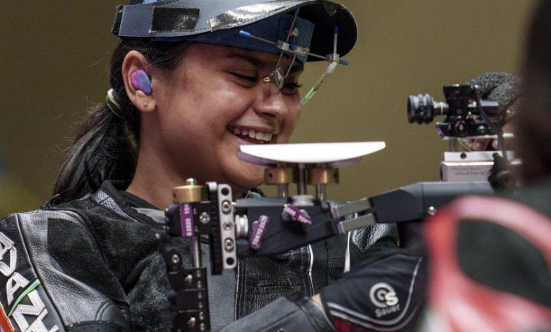 Shooter Avani Lekhara wins gold