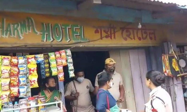 Women Trafficking in Nazira Sharma Hotel