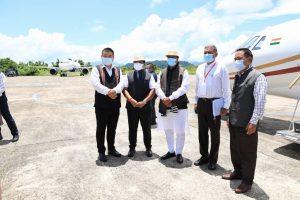 Hon'ble Minister Shri  Atul Bora to hold talk on Assam-Mizoram Border Issue with Mizoram Govt.(Image:Twitter)