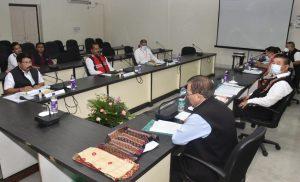 Special discussion on Assam-Mizoram Border Issue