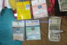 Geetanagar Police arrested fake currency makers