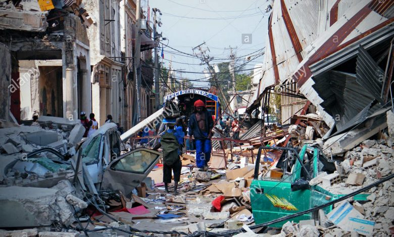 Haiti's Questionable Earthquake Death Toll