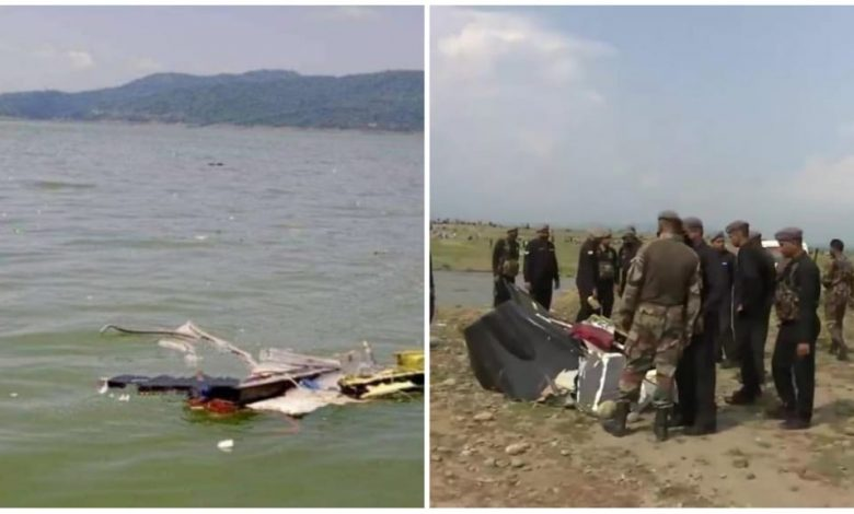Indian Army Helicopter Crash