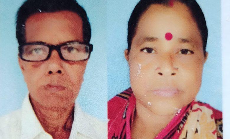 Lakhimpur couple death