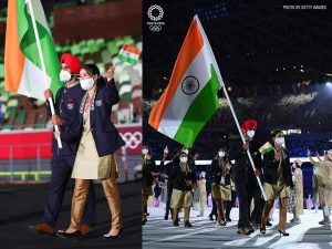 Team India in Tokyo Olympics 2020