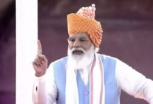 Narendra Modi on Independence Day