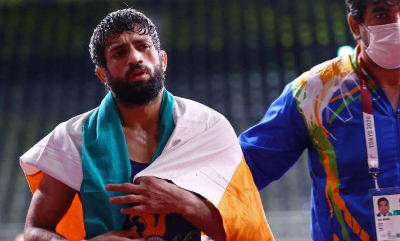 Ravi Kumar Dahiya ensures at least a silver medal for India; enters men's freestyle 57kg wrestling final