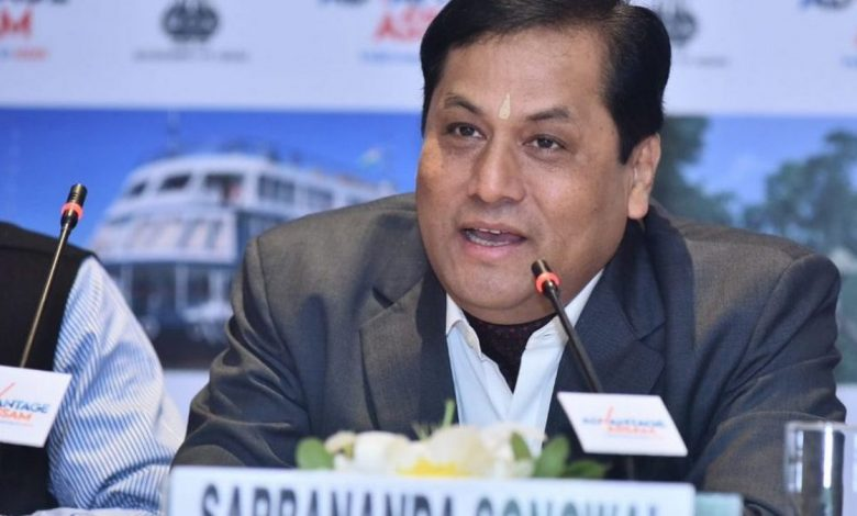 Sarbananda Sonowal will visit Assam and take part in BJP's Ashirvad Yatra