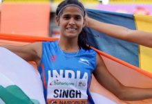 Shaili Singh Wins Silver Medal for India in Women's Long Jump Event at World Athletics U20 Championships 2021
