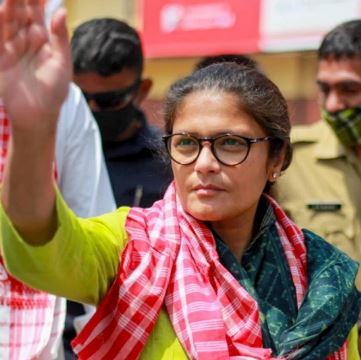 Assam Congress Leader Sushmita Dev Quits Party, Ends Three-Decade Association
