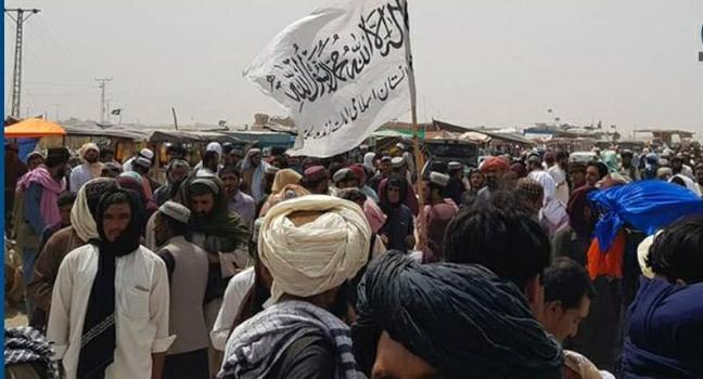 Taliban supporter in Assam