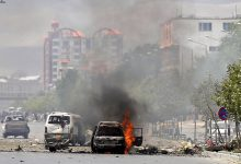 Taliban Attack Afghan Parliament in Kabul