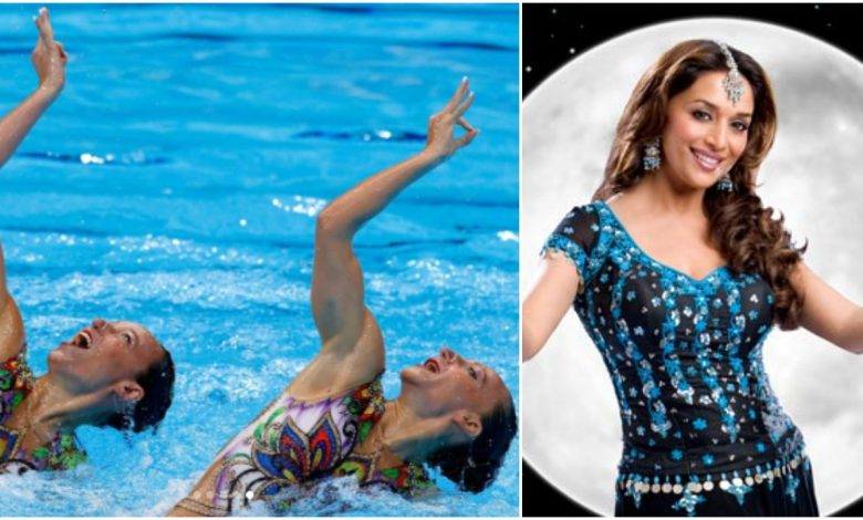 israeli-swimmers-perform-on-aaja-nachle-in-tokyo-olympics