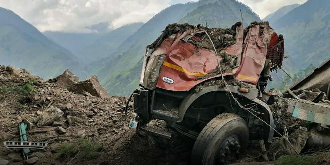 Uttarakhand Landslide