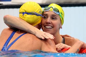 Australia's McKeon becomes first-ever female swimmer to win 7 medals at Tokyo Olympics 2020