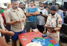 Diphu Drugs Seized