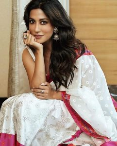 Bollywood Actress Chitrangada Singh wears Mekhla Chadar