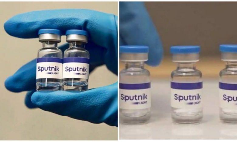 Single dose Sputnik vaccine set to launch in India in September