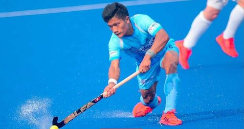 Manipur celebrates hockey player Nilakanta Sharma's Olympic bronze