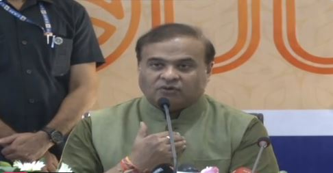 Himanta Biswa Sarma led BJP Government has completed 100 days