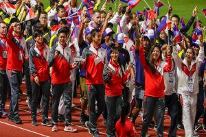 Team Singapore in Tokyo Olympics 2020
