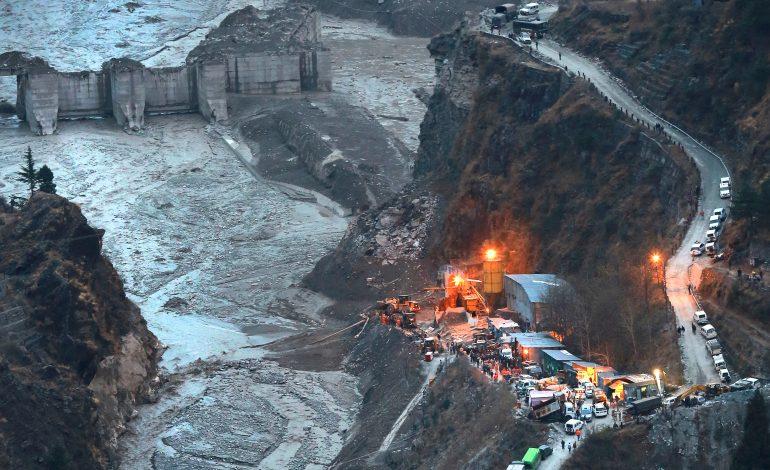 landslide hits Uttarakhand's Pithoragarh