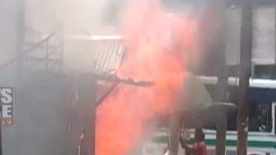Noonmati Fire Attack