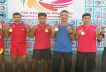 Student Olympic-2021 Assam