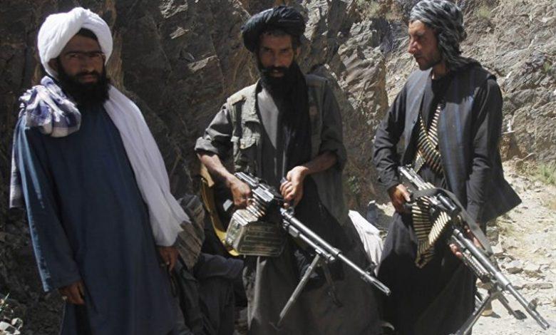 Taliban torture on woman